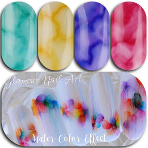 Vernis uv water color Encre