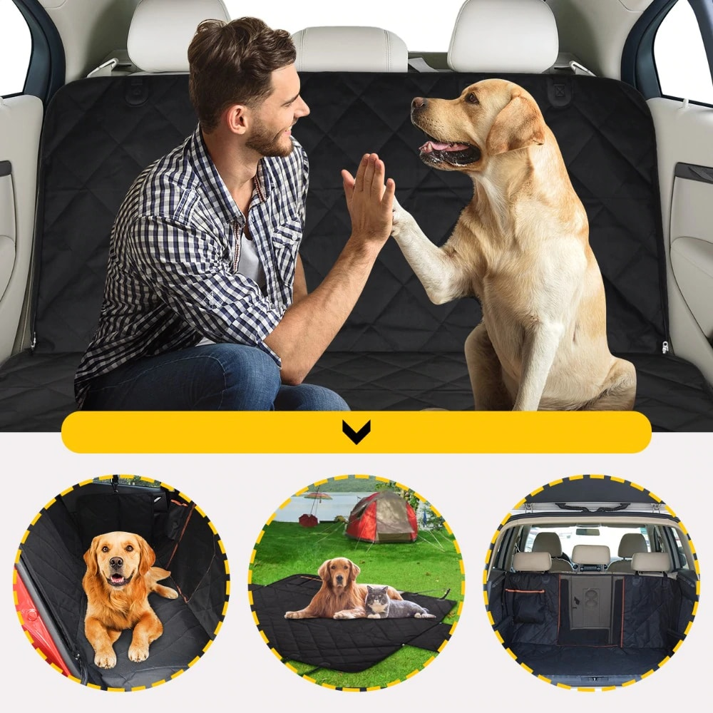 Waterproof Pet Seat Cover Car and Trucks™