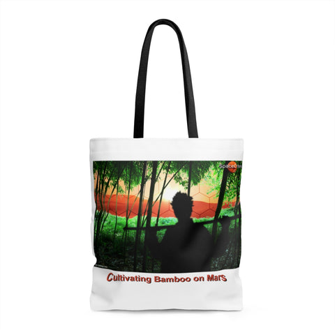 """Cultivating Bamboo on Mars"" Tote Bag"