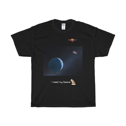 """I need my Space"" Unisex T-shirt"