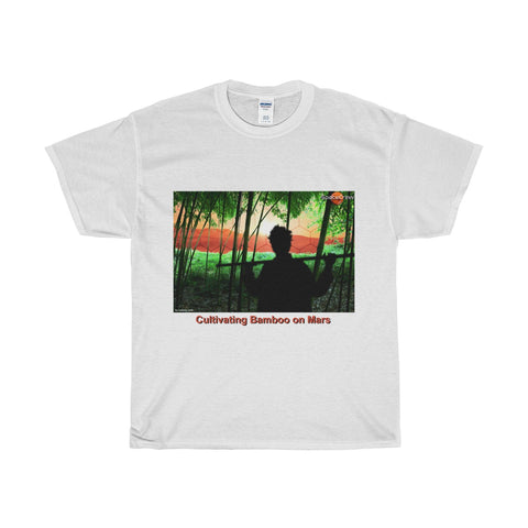 """Cultivating Bamboo on Mars"" Unisex T-shirt"