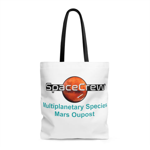 """Multiplanetary Species"" Tote Bag"