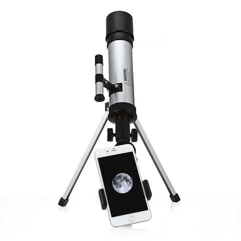 Telescope 60X with Tripod and Phone Holder (360x50mm) - SpaceXcrew