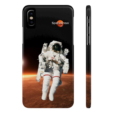 """Mars Astronaut"" Premium iPhone Cases"