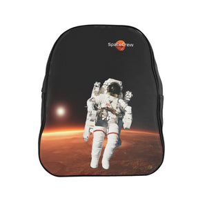 """Mars Astronaut"" School Backpack"