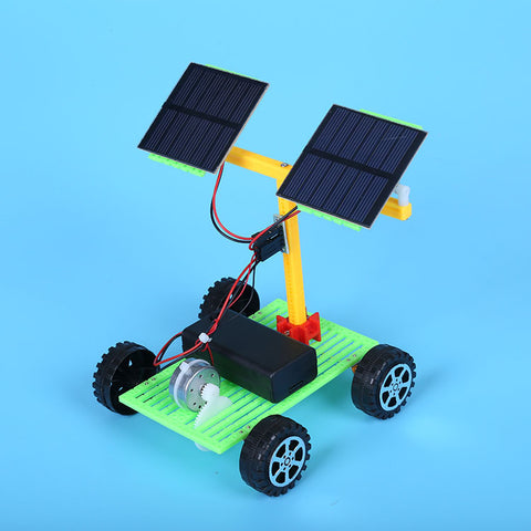 Solar Powered Mars Rover Science Project - SpaceXcrew