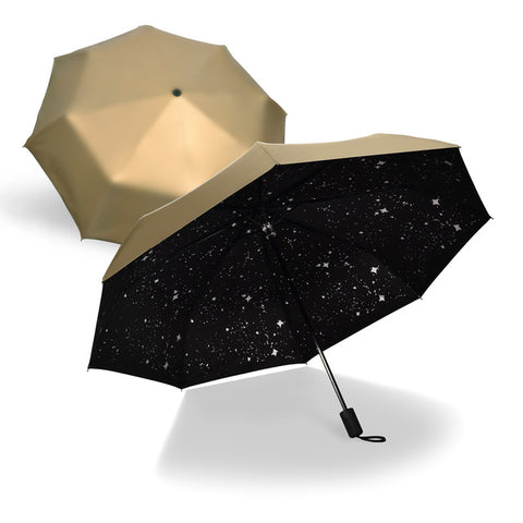 Gold Star Umbrella - SpaceXcrew
