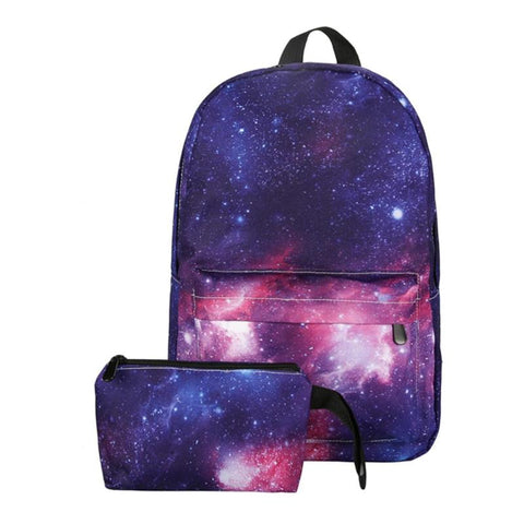 Galaxy Backpack and Pencil Case - SpaceXcrew