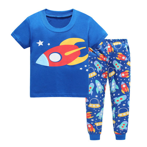 Children Rocket Pyjamas - SpaceXcrew