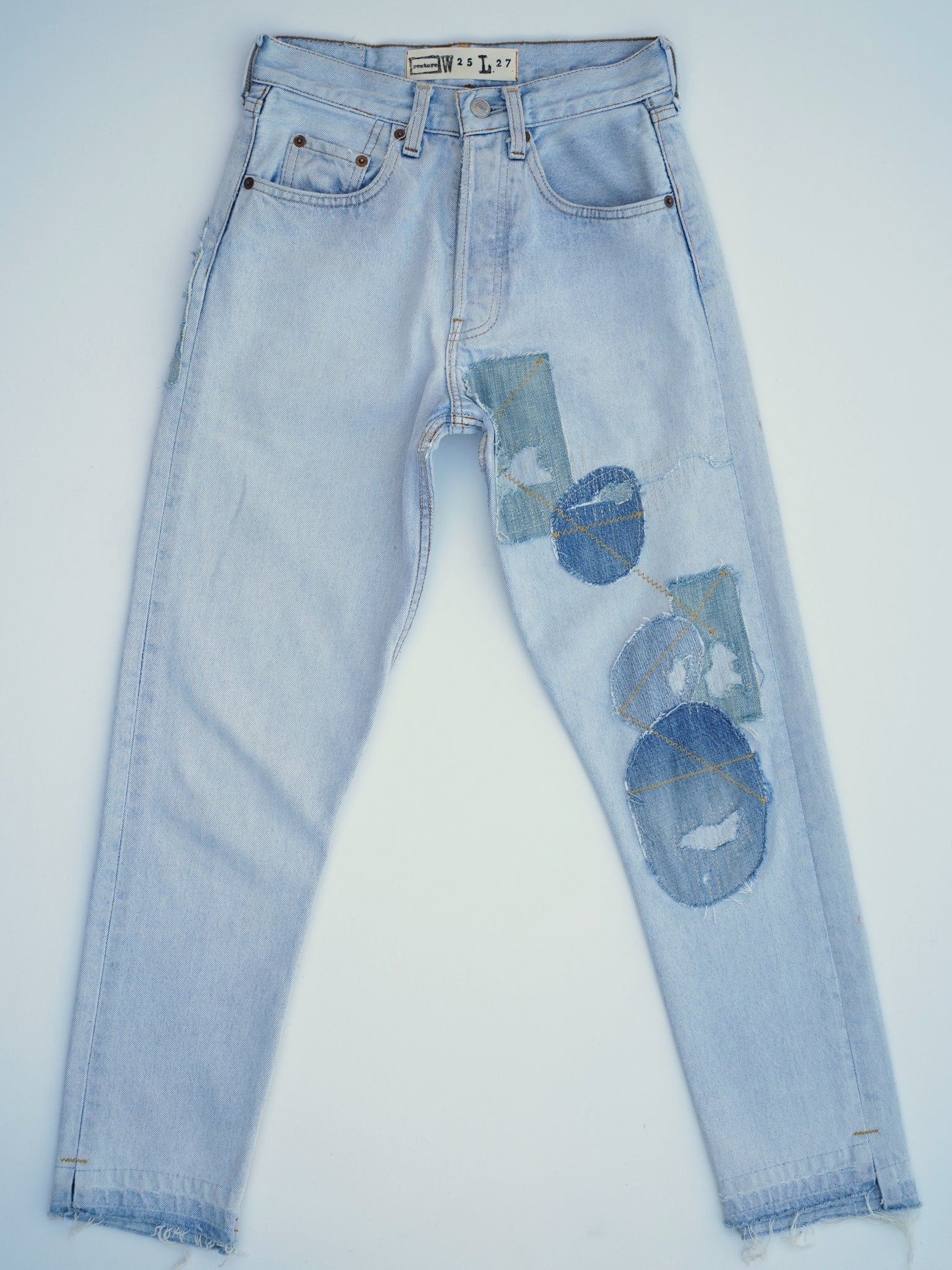 0026 High Rise Remade Jean