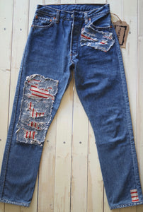 0031 High Rise Slim Fit Remade Jean