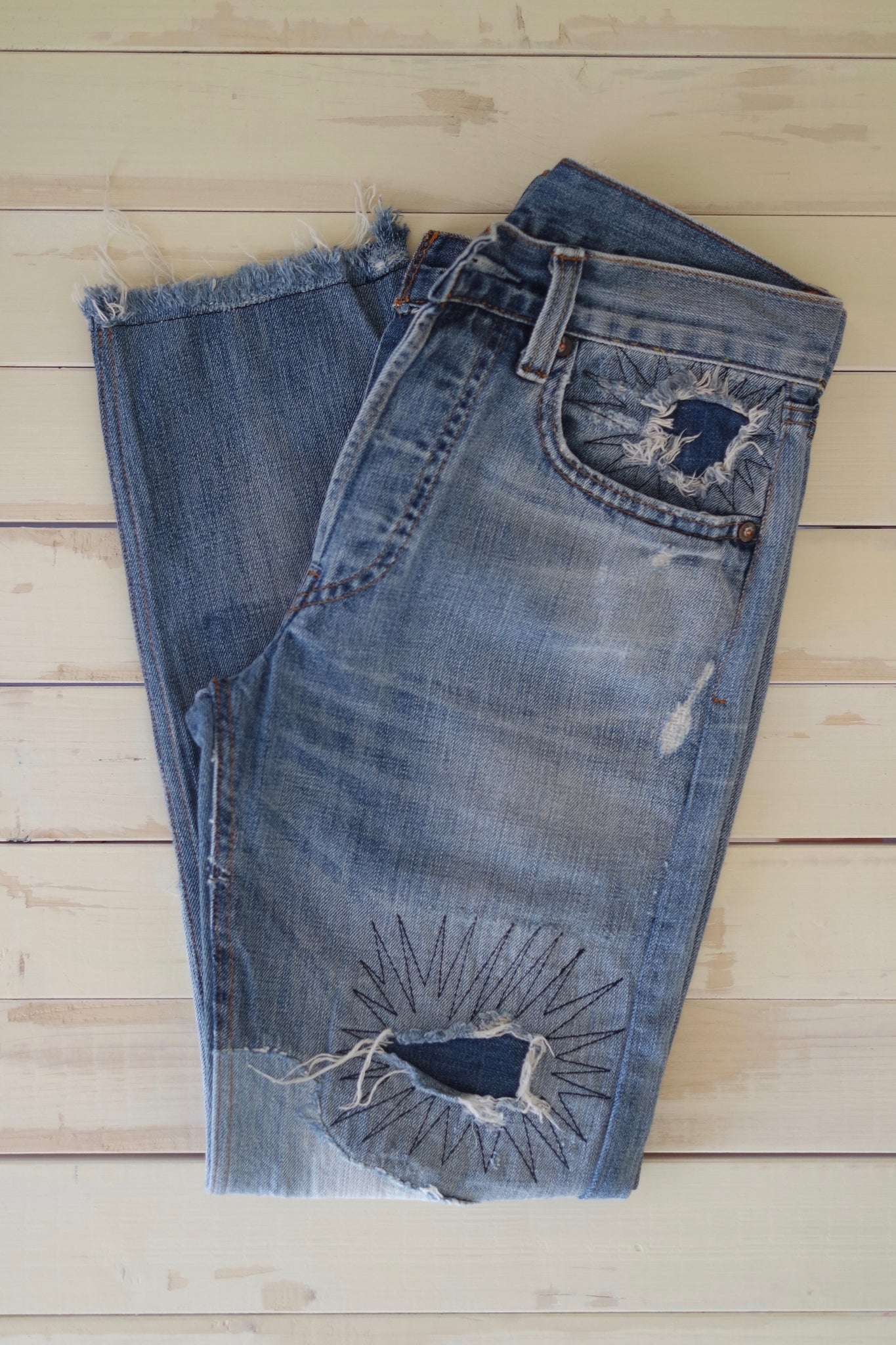 0005 Slim Fit Remade Jean