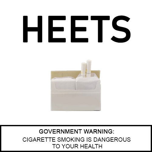 HEETS (HEATED TOBACCO)