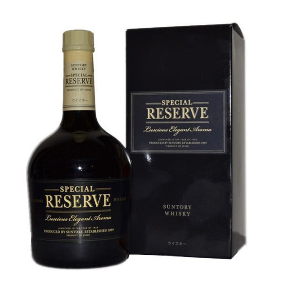 SUNTORY SPECIAL RESERVE (700ML)