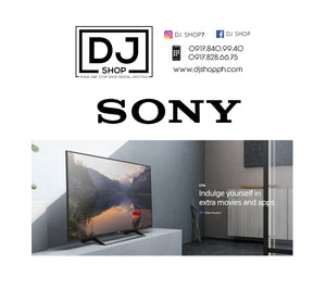"SONY 49"" inches X7500E 4K PRO UHD Android Voice Recognition HDRPRO"