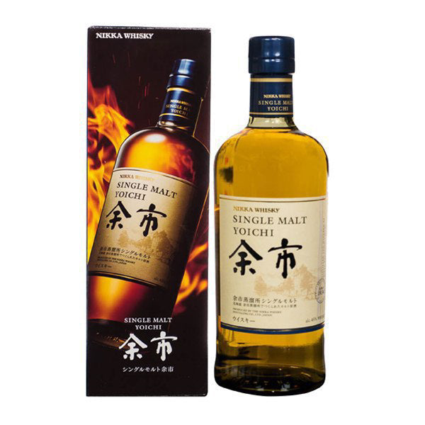NIKKA YOICHI SINGLE MALT (700ML)