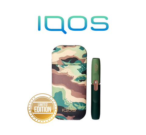 IQOS 2.4 PLUS Limited Edition (CAMOUFLAGE)