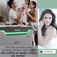 UV CARE SUPER AIR CLEANER W/ HUMIDIFIER (8-STAGE) - with wifi function UVC-SAC-02
