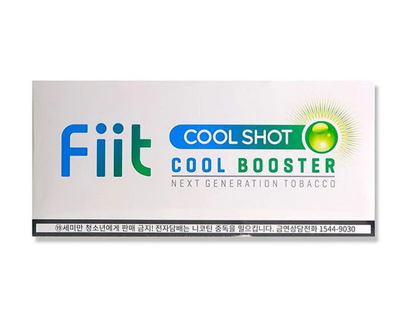 FIIT COOL SHOT HEATSTICK REAM