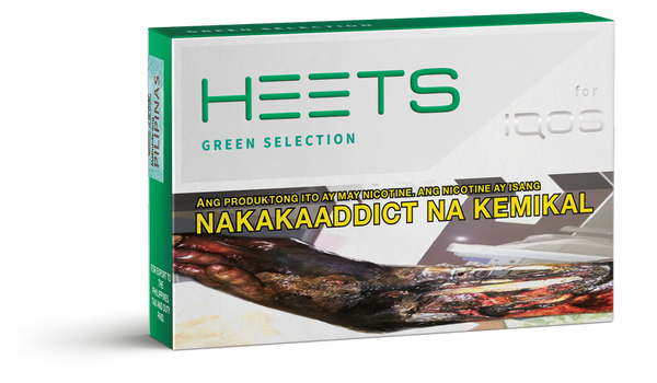 HEETS Green (PACK)