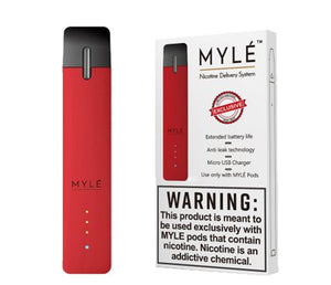 MYLÉ DEVICE HOT RED