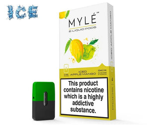 MYLÉ pods ICED APPLE MANGO