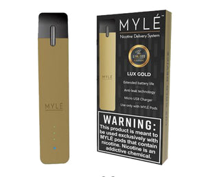 MYLÉ DEVICE LUX GOLD
