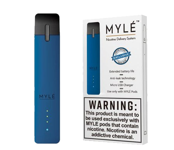 MYLÉ DEVICE ROYAL BLUE