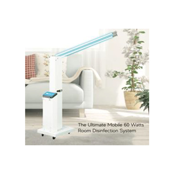 UV CARE ROOM STERILIZER 2 SUPERIOR UVC GERMICIDAL LAMP