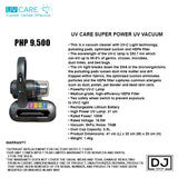 UV CARE SUPER POWER UV VACUUM