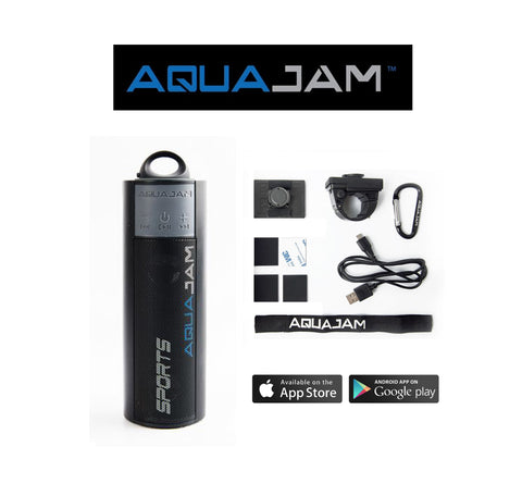 AQUAJAM aJ2 (Black) Waterproof speakers