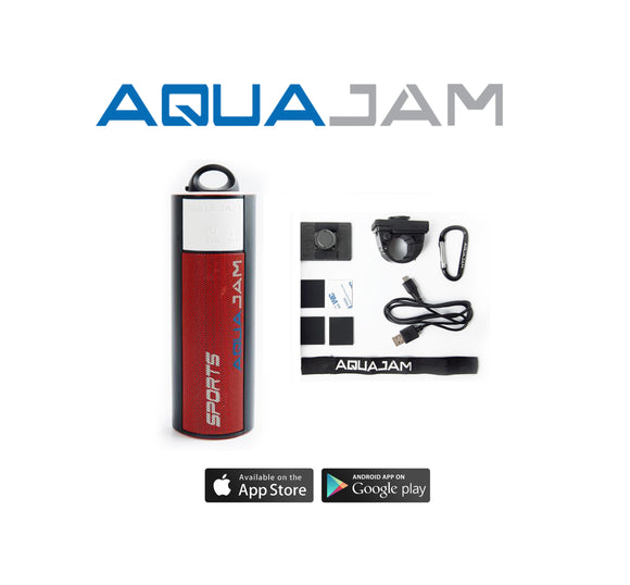 AQUAJAM aJ2 (Red) Waterproof speakers