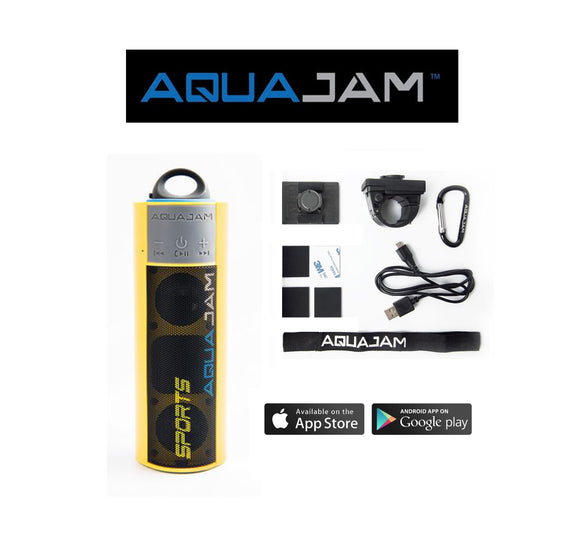 AQUAJAM aJ2 (Yellow) Waterproof speakers