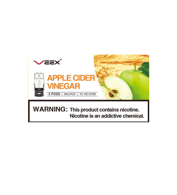 Veex Apple cider vinegar pod