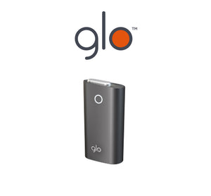 GLO Electronic Cigarette Black