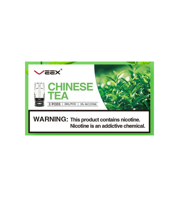Veex Chinese tea 3in1 box