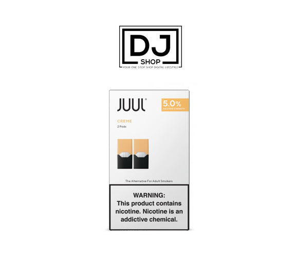 JUUL PODS - ROYAL CREME 5%