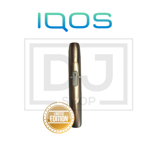 IQOS 2.4 PLUS Holder Only LIMITED EDITION Gold