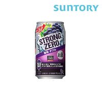 SUNTORY STRONG ZERO Grape