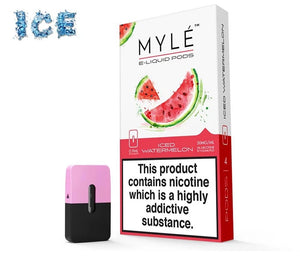 MYLÉ pods ICED WATERMELON