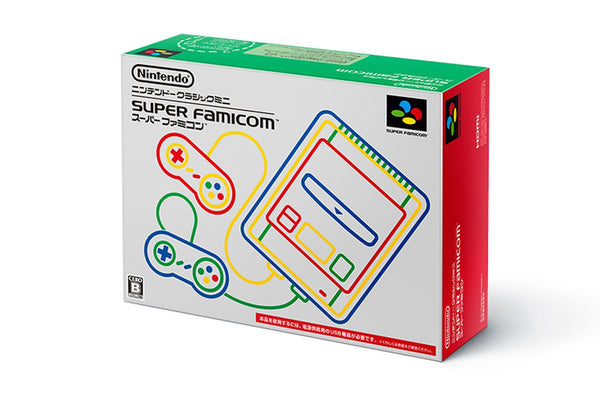 Nintendo super famicon MINI (JAPAN)
