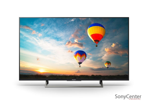 SONY 43 inches X70E 4K HDR SMART TV