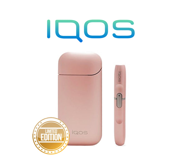 IQOS 2.4 LIMITED EDITION PINK
