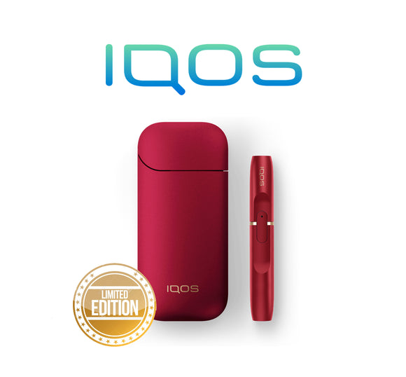 IQOS 2.4 Regular LIMITED EDITION (Red)