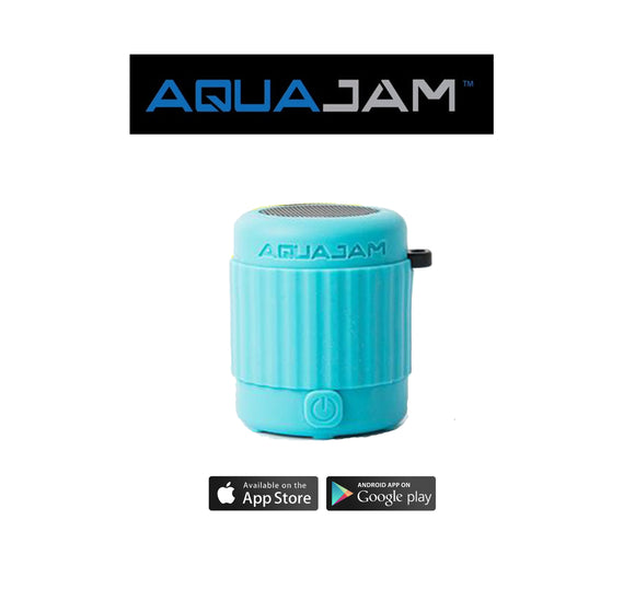 AQUAJAM AJ mini (Blue) WATERPROOF SPEAKER