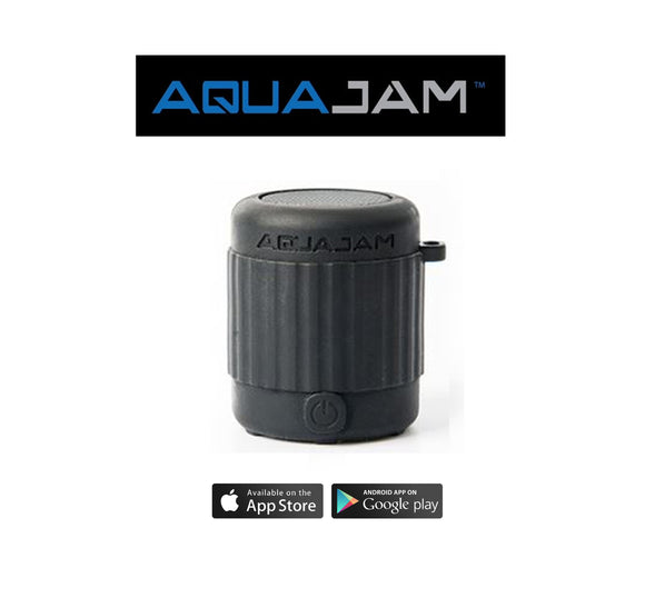 AQUAJAM AJ mini (Black) WATERPROOF SPEAKERS