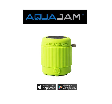 AQUAJAM AJ mini (Green) WATERPROOF SPEAKER