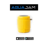 AQUAJAM AJ mini (Yellow) WATERPROOF SPEAKER