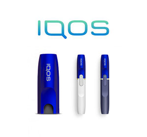 IQOS cap (Royal Blue) Gloss