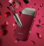 IQOS 2.4 PLUS Limited Edition (RUBY RED)